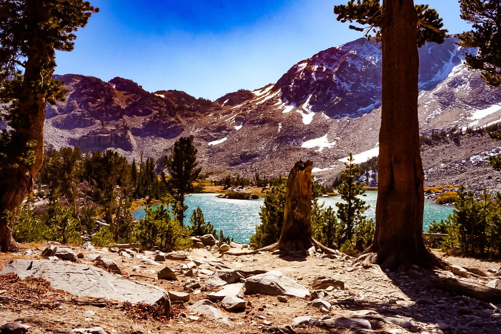 Yosemite National Park, California, Mammoth Lakes
