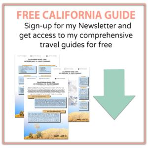 Newsletter, California, Guide, Travel Guide