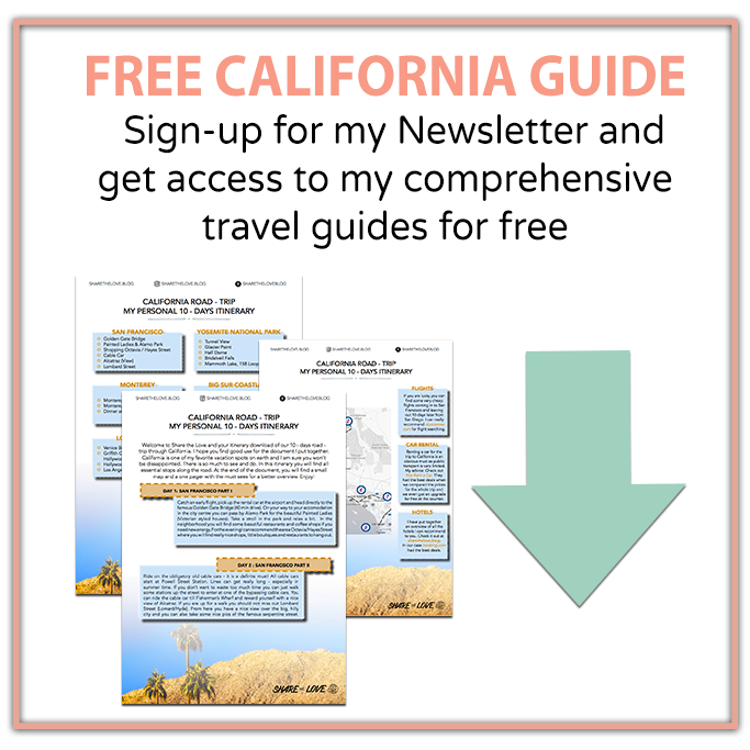 Newsletter, California, Guide, Travel Guide