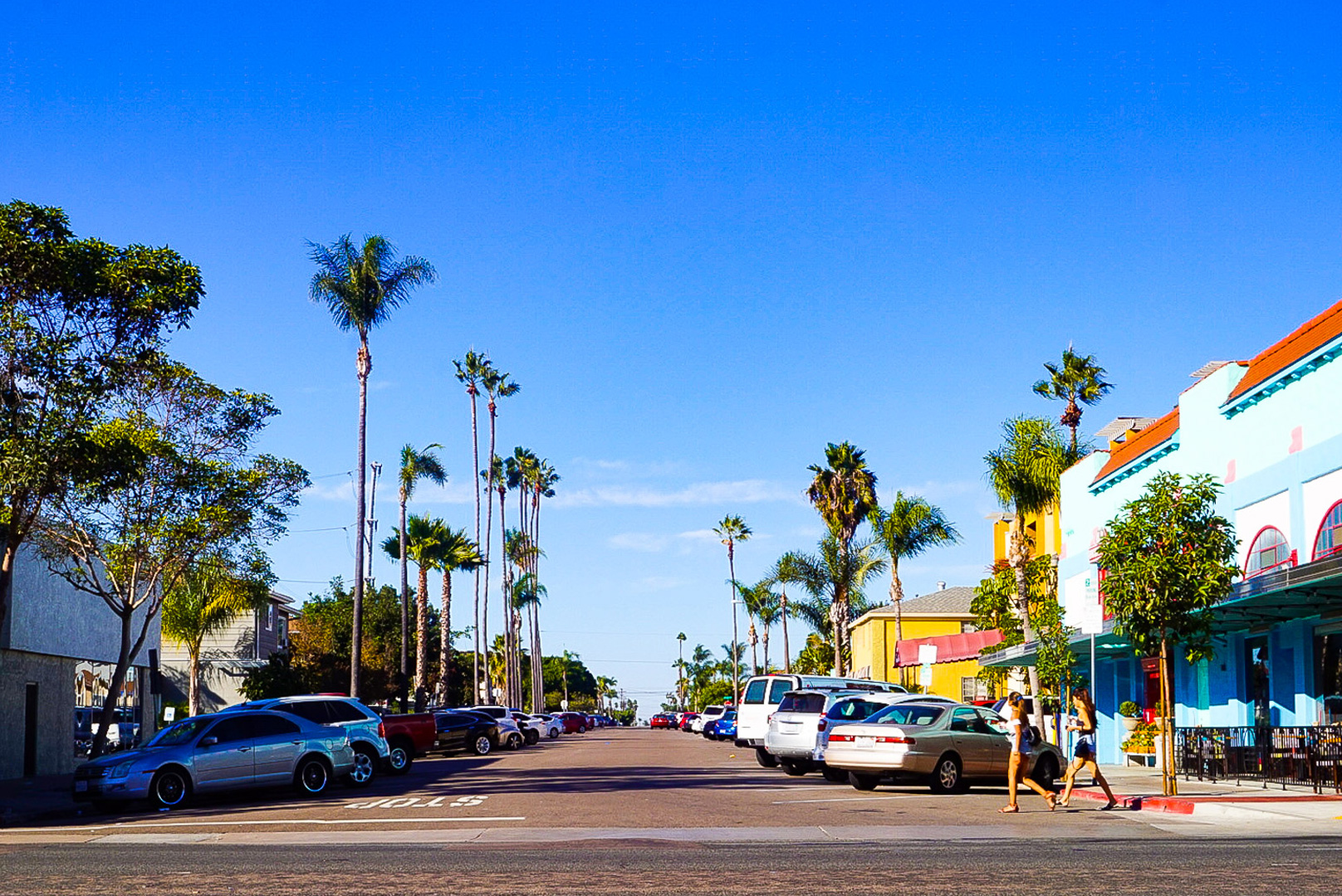 San Diego, North Park, Street
